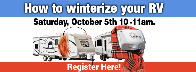 Free RV Seminars at All Seasons RV
