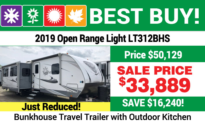 All Seasons RV Akron Cleveland Youngstown RV Dealer