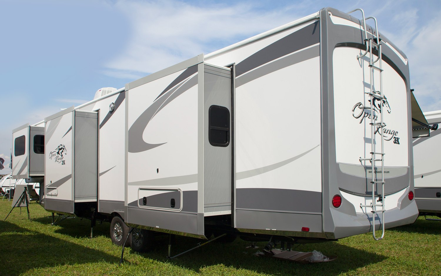 Open Range 3X 387RBS Fifth Wheel for Sale
