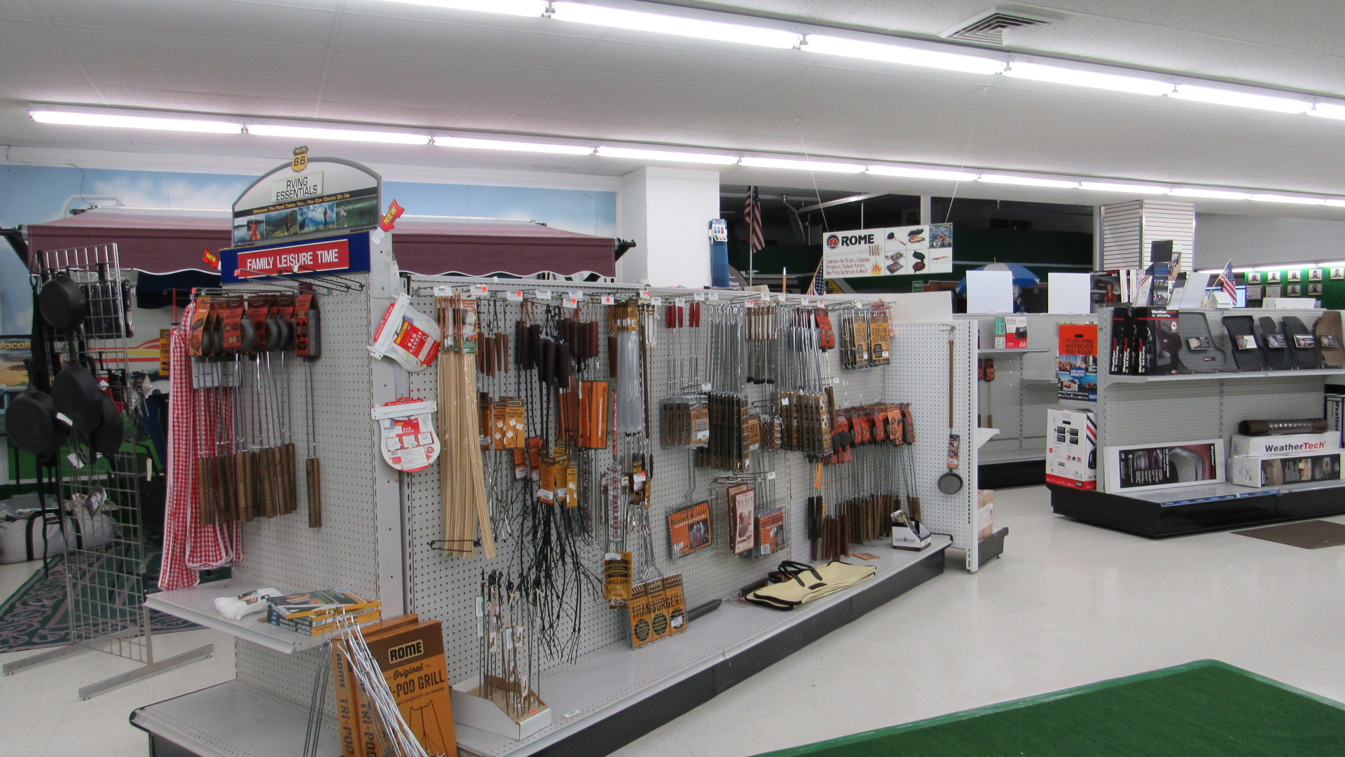 Rv Parts Amp Accessories At All Seasons Rv In Streetsboro Ohio