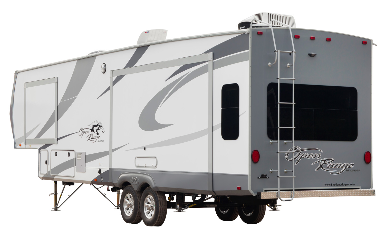 Highland Ridge Open Range 348RLS Fifth Wheel for sale at All Seasons ...