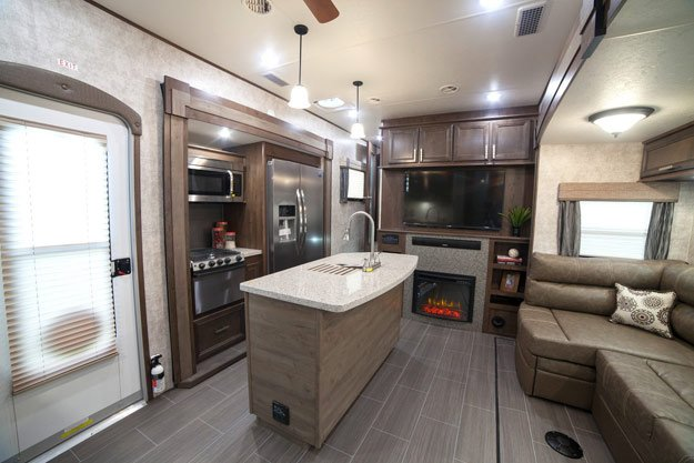 5th Wheel Trailers >> Highland Ridge Open Range 376FBH 5th Wheel for sale at All